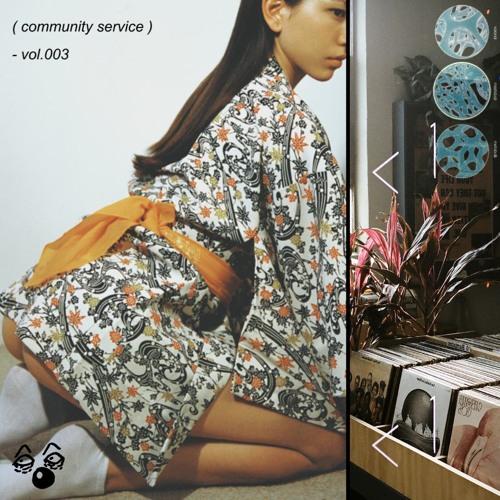 ( Community Service )mix vol.003 w/som1nu