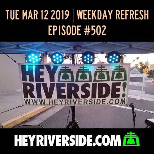 EP0502 TUESDAY MARCH 12TH - WEEKDAY REFRESH