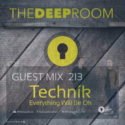 The Deep Room Guest Mix 213 - Techník
