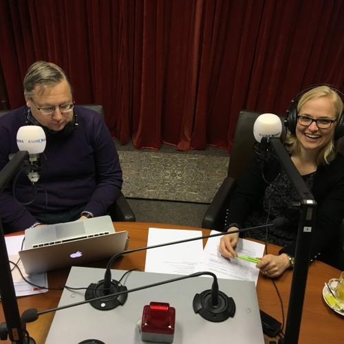2019-03-11 In gesprek met Peter van Hoof en Angelique Steysel van de bisschoppelijke vastenactie
