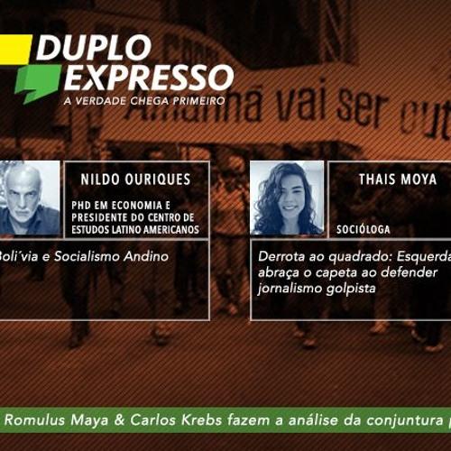 Duplo Expresso 12/mar/2019