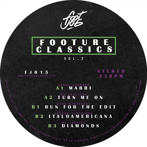 FJ015 B3 DJ Service - Diamonds