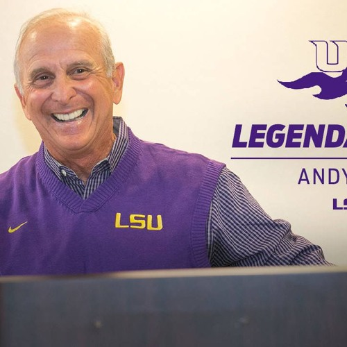 Episode 39 - Andy Brandi - Co-Head Coach of LSU - Louisiana State University