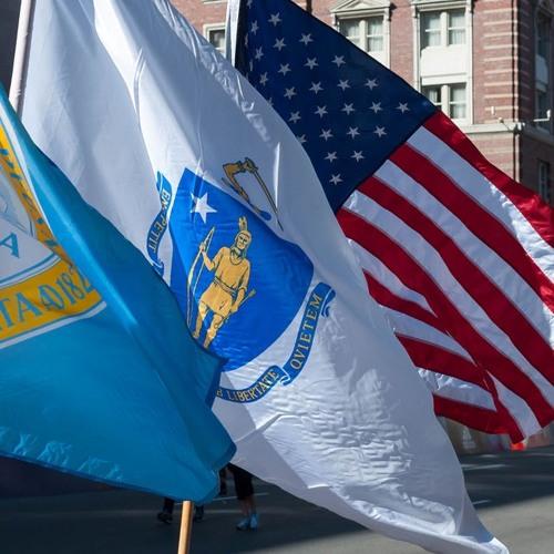 Elise Linscott on the Massachusetts Flag Controversy in Northampton