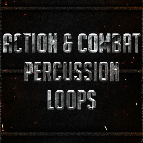 Action & Combat Percussion Loops (Full Preview)
