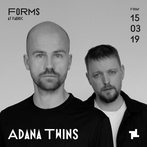 Adana Twins Forms Promo Mix