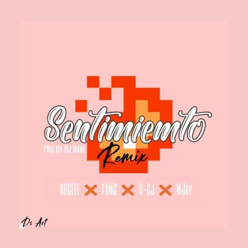 Sentimientos - argell x Mjay x D-CJ x Lamc (Remix Prod Hive)