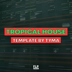 Tropical House Template by TYMA [FREE FLP]
