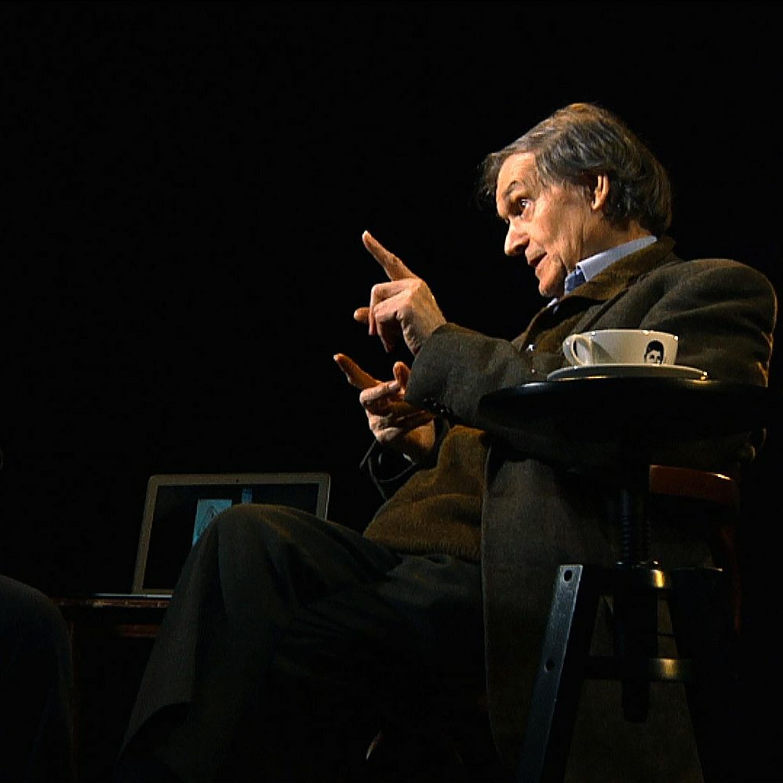 .pod lampou Science: Sir Roger Penrose a vznik vesmíru-originál