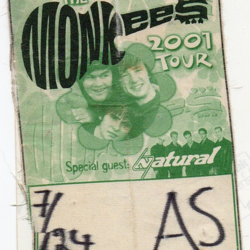 Davy Jones Of The Monkees Radio Interview July, 2001