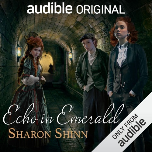 Echo in Emerald by Sharon Shinn, Narrated by Emily Bauer