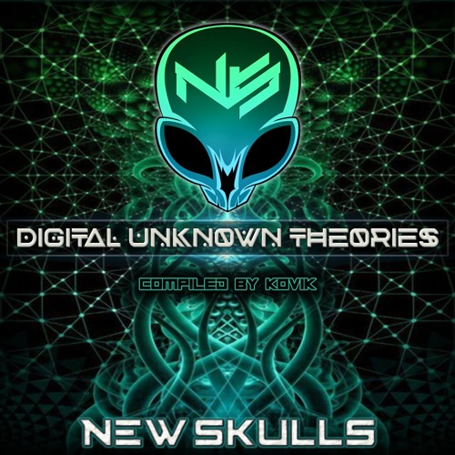▻ Digital Unknown Theories V/A Compiled by Kovik ○ Sample
