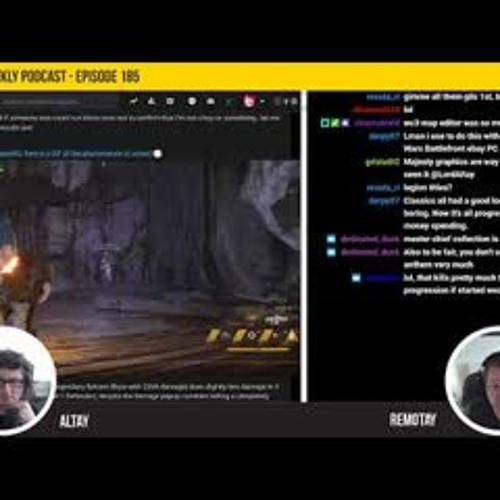 Episode 185 - Custom Games, Eden Eternal, Nostalgia, & More