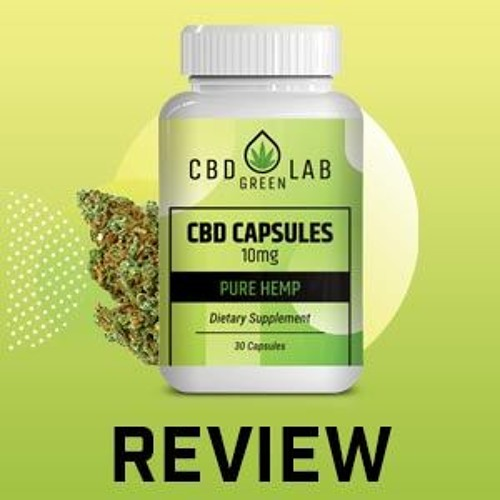 CBD Green Lab - Natural & Organic Formula For Pain Relief