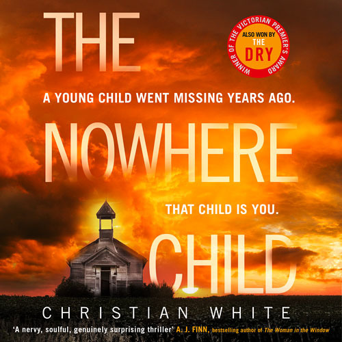 The Nowhere Child: The bestselling debut psychological