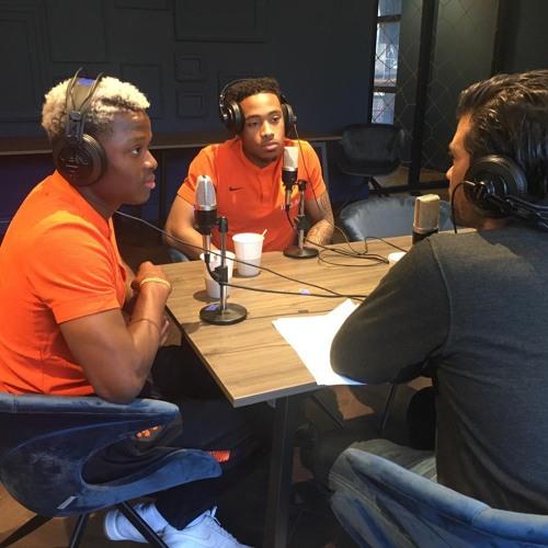 Podcasten Met Petersen S03 E27: Daishawn Redan & Juan Familia-Castillo