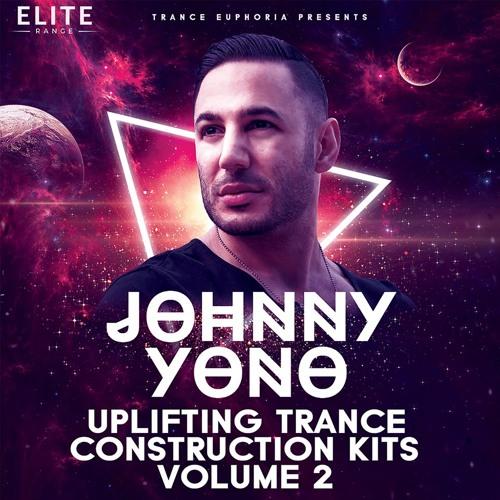 Johnny Yono Uplifting Trance Construction Kits Vol 2