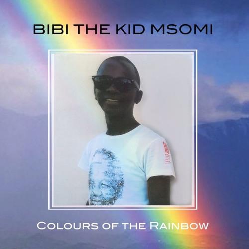 Bibi The Kid Msomi - Colours of the Rainbow Vinyl LP