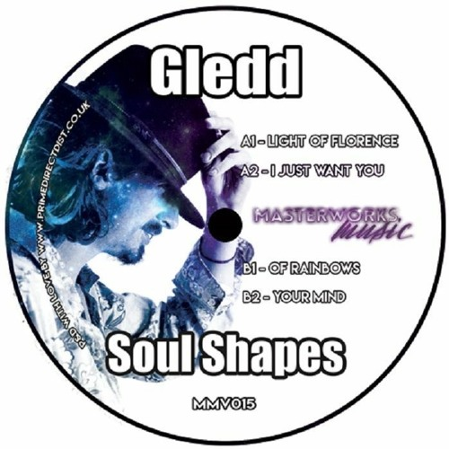 Gledd - Soul Shapes - [Out Now Via All Good Record Stores]