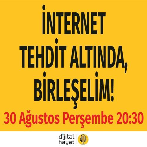 İnternet Tehdit Altında  Birleşelim! | Bölüm5