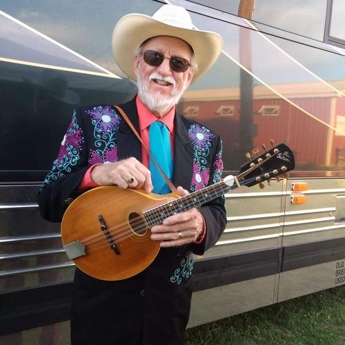 "Legendary Doyle Lawson talks ""Ira Louvin's mandolin"" with Katy Daley"