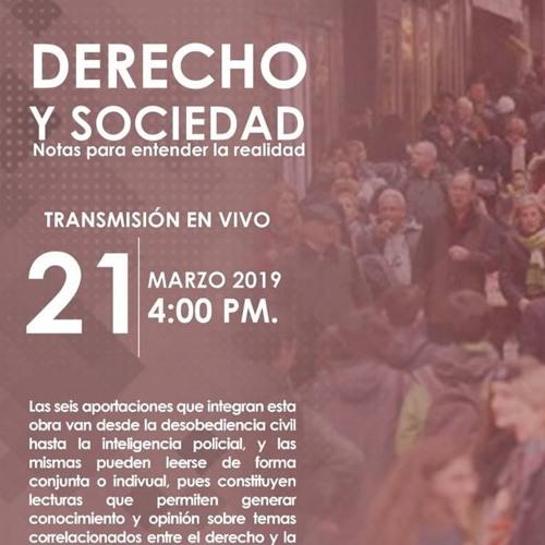 PRESENTACIÓN DERECHO Y SOCIEDAD