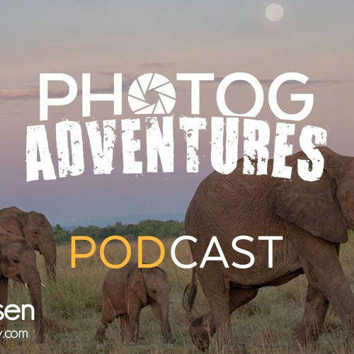 Jeff Pedersen | Wildlife Photography in Kenya, Africa! | Ep 128