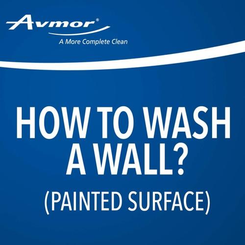 WASH A WALL