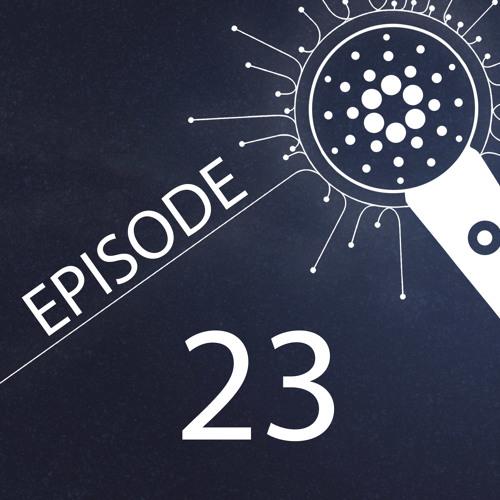 Episode 23 - Professor Aggelos Kiayias Chief Scientist IOHK