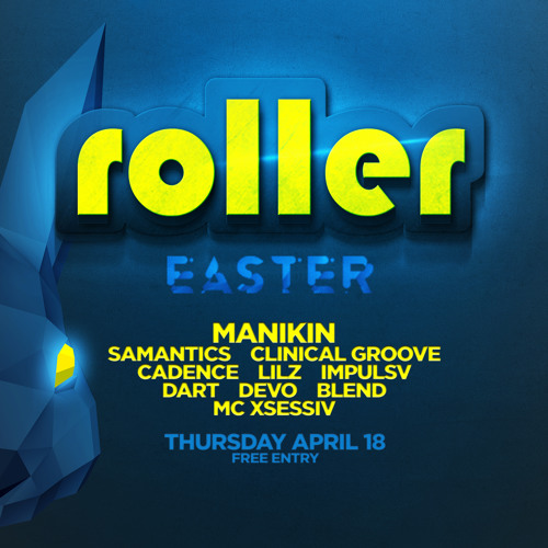 Cadence promo mix - Easter roller 2019