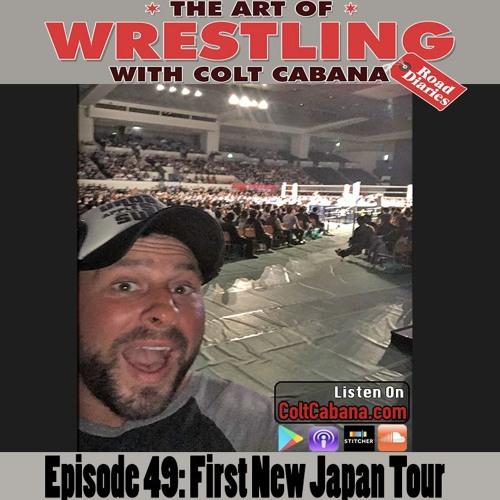 49. First New Japan Tour