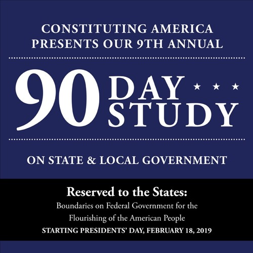 Essay 19 – State Constitutions?..Own Constitution, Part 2 – Gary Porter
