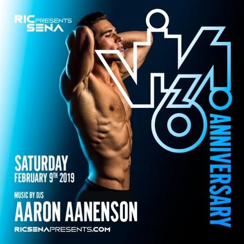 LIVE from Viva 6 Year Anniversary - DJ Aaron Aanenson