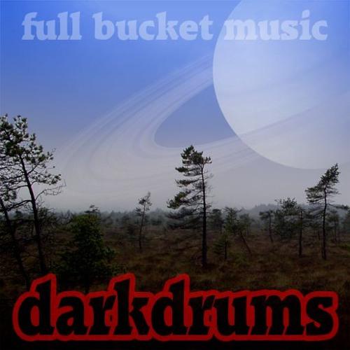 Full Bucket - Dark Drums (KVR OSC 121)