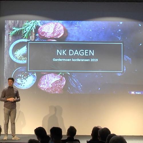 Andreas Wahl - NK Dagen 2019
