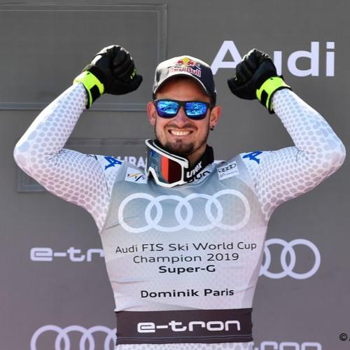 Dominik Paris Soldeu 2019 - SG Race & Cup winner