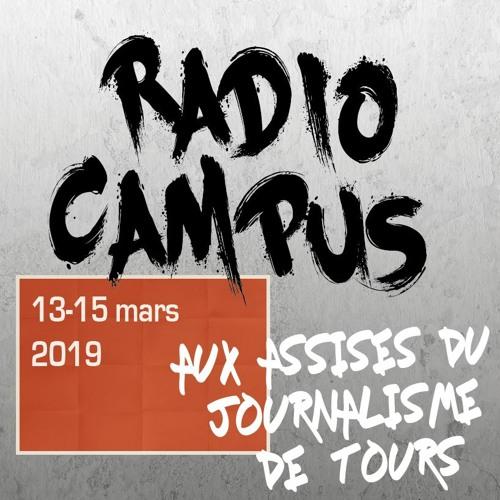 Les radios Campus aux Assises du Journalisme 2019