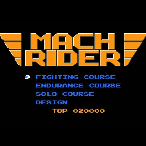 マッハライダー [MACH RIDER]~Cyber DnB-550 Arrange~