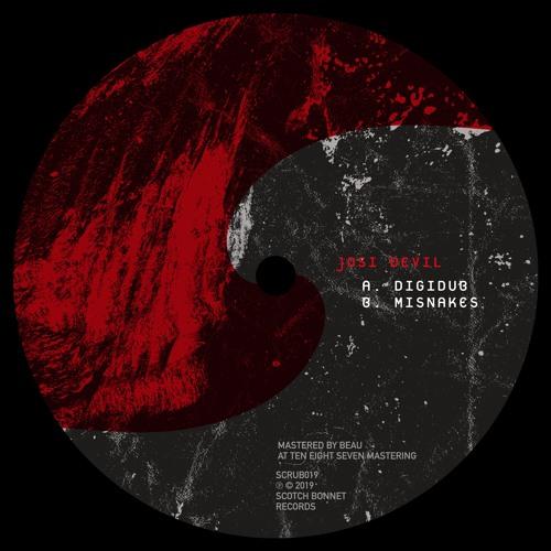 Josi Devil - Digidub / Misnakes 2019 (EP)