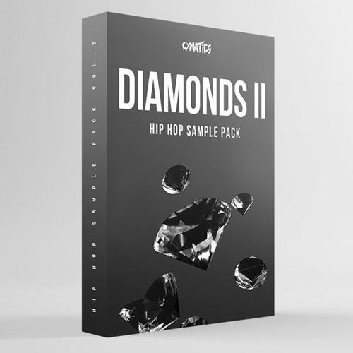 "Cymatics ""DIAMONDS II"" - Hip Hop Sample Pack"