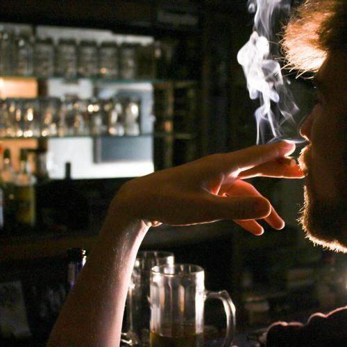 Audioreportage: Roken op café