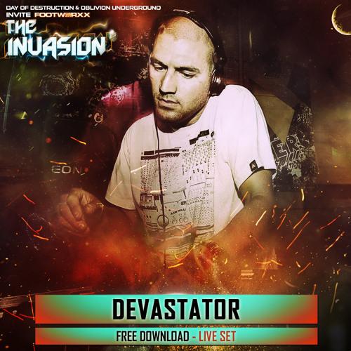 Devastator @ Day of Destruction & Oblivion Underground - 2018.09.22 - Oblivion Underground Area