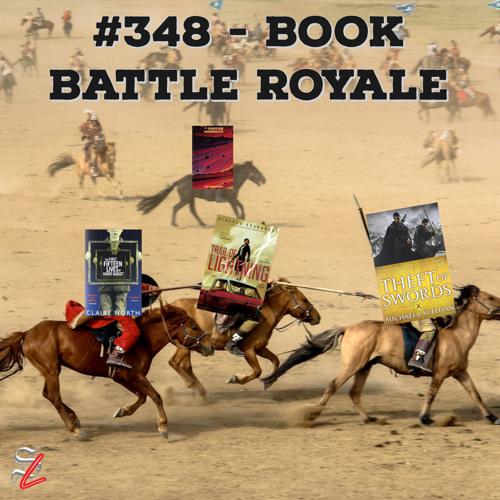 #348 - Book Battle Royale