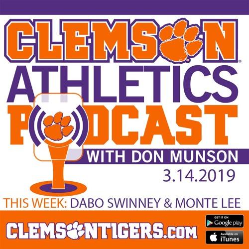 Clemson Athletics Podcast 3.14.2019