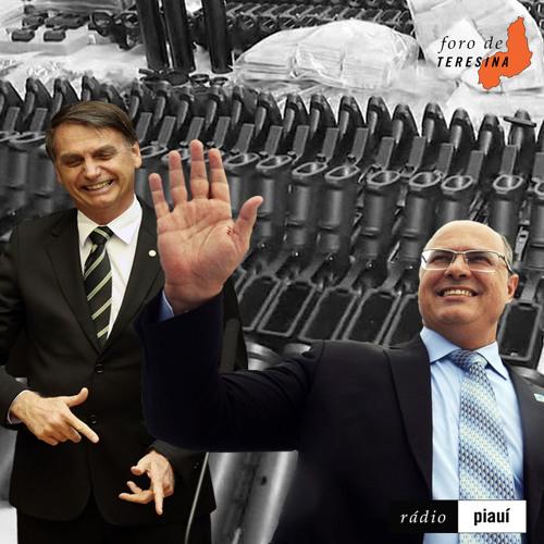 #42: O caso Marielle avança, Bolsonaro tuíta e olavetes brigam por espaço