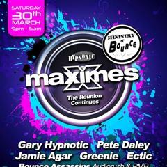 Dj Ectic's Maximes Reunion - Official Live Stream [PART 2 New UK Bounce & Hardbass]