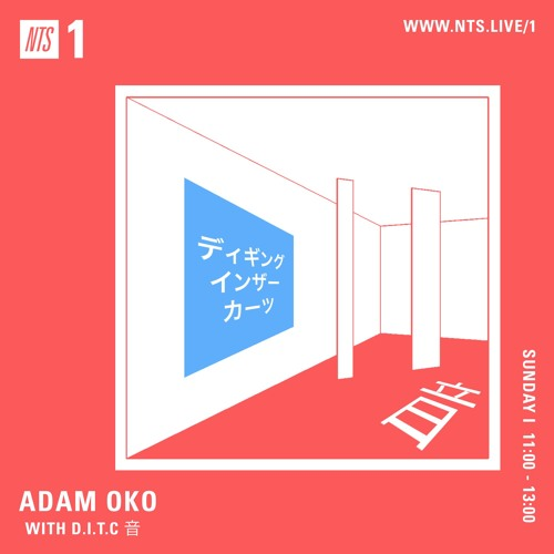NTS Show with D.I.T.C 音 - 17/02/2019