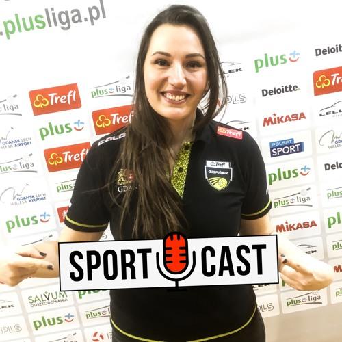 Justyna Gdowska | Jak się buduje strategię komunikacji w Treflu Gdańsk? | #18 SPORTCAST