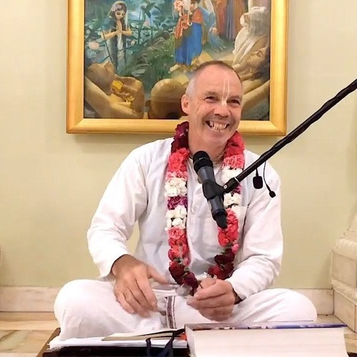 Śrīmad Bhāgavatam class on Wed 13th Mar 2019 by Gangeswar Dāsa 4.21.15