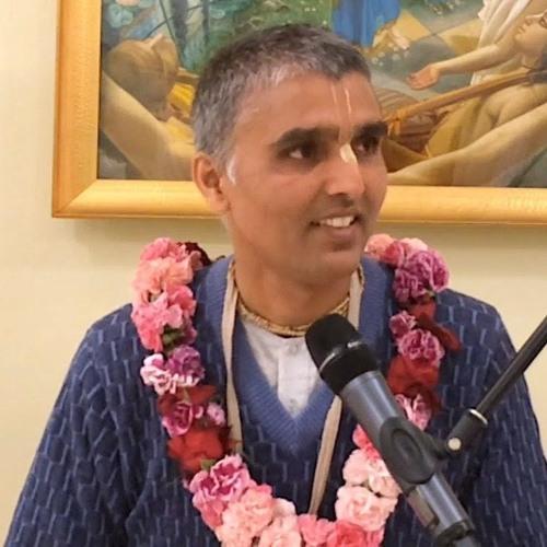 Śrīmad Bhāgavatam class on Thu 14th Mar 2019 by Sukadeva Dāsa 4.21.16-21